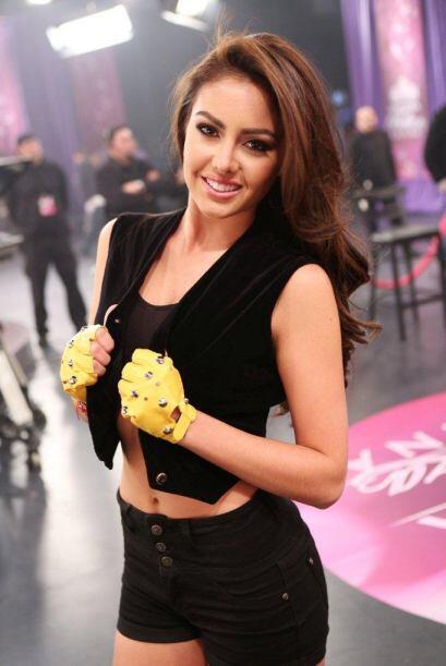 Nuestra Belleza Latina se siente feliz por haber sido parte de la cinta...