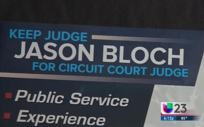 Se intensifica la batalla por un escaño a juez en Miami-Dade