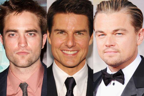 ¿Qué tienen en común estos actores además de su profesión? Pues nada men...