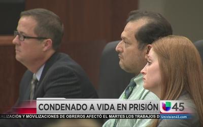 Vida en prisión para hombre que mató a un vecino