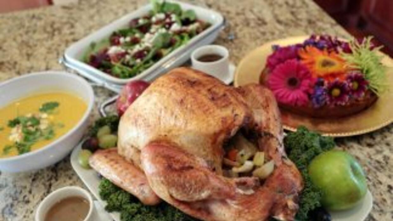 Acción de Gracias saludable