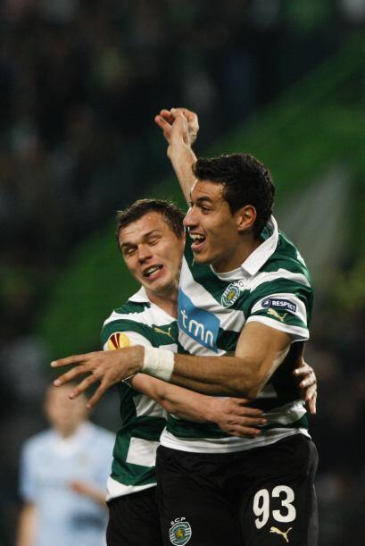 Frente al Sporting lisboeta, serán bajas Gareth Barry, el belga Vincent...