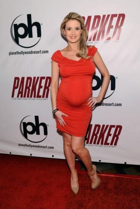 El que dijo que una embarazada no podía ser 'hot' está muy equivocado, ¿...