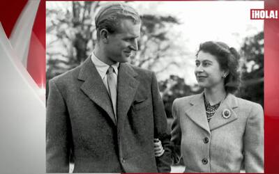 Subastan carta romántica de la Reina Isabel