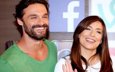 Ana Brenda Contreras e Iván Sánchez se dieron una escapadita romántica