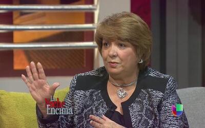 Iris Myriam Ruiz y los retos de la mujer en cargos importantes