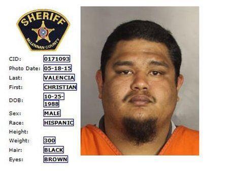 Christian Valencia (Departamento de Policía de Waco).