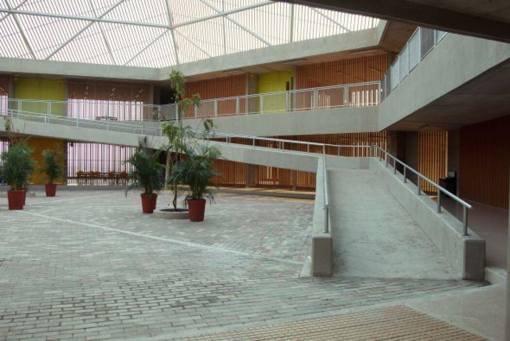 Las instalaciones son muy amplias y en él se impartirán clases para los...