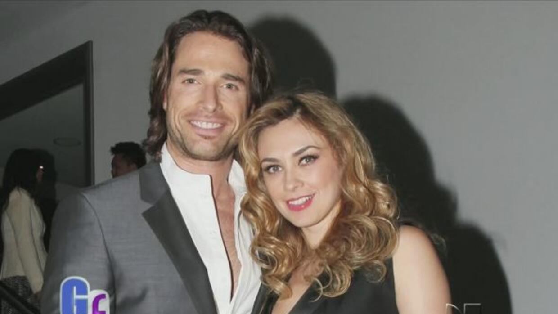Aracely Arámbula y Sebastián Rulli se casaron en Las Vegas