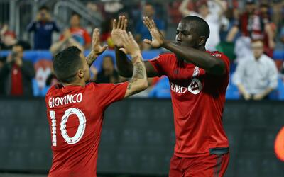 Sebastian Giovinco y Jozy Altidore estarán presentes en la Copa MLS.