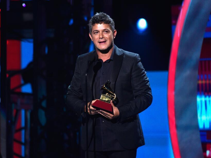 Alejandro Sanz se llevó el Premio a Mejor Álbum Pop Vocal Contemporáneo.