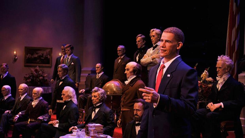 ¿Debe hablar la figura de Trump en el hall de los presidentes? Esta es l...