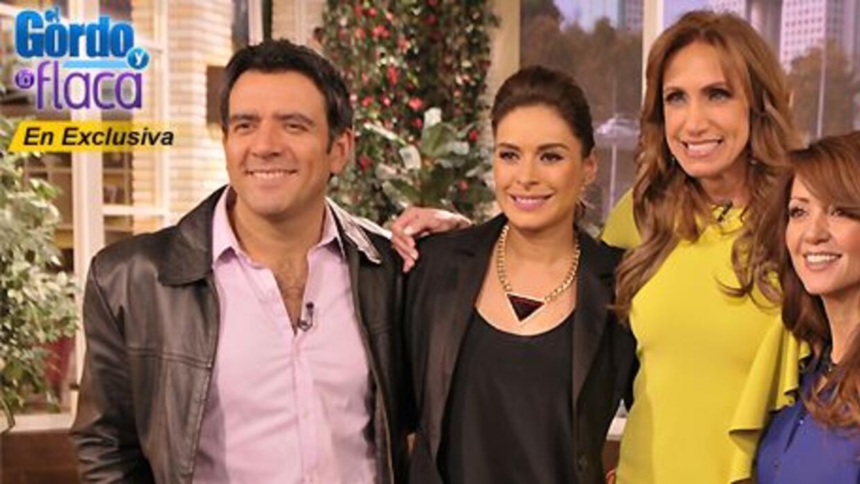 Galilea Montijo, Héctor Sandarti y Andrea Legarreta tuvieron a invitados...
