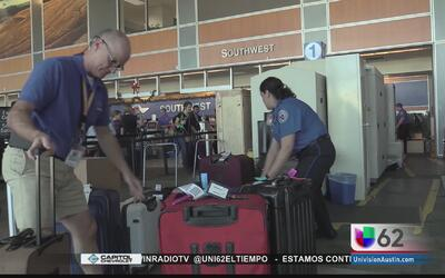 Falsa amenaza de bomba en el aeropuerto de Austin