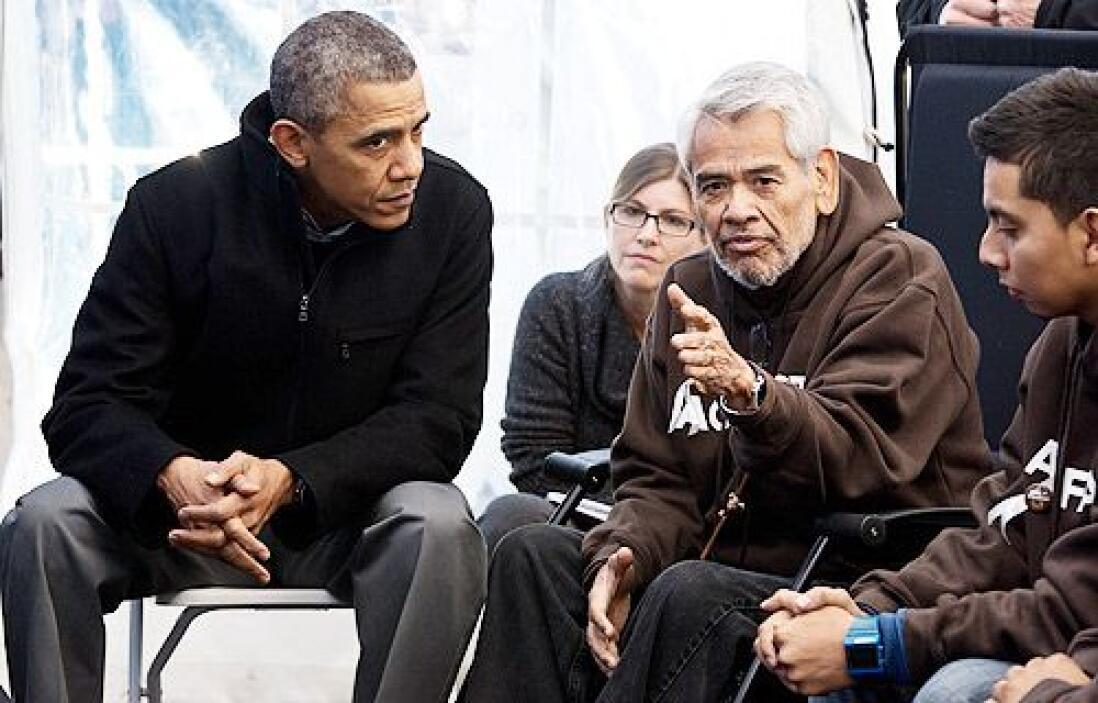 Luego de una visita de Obama, el movimiento por la reforma migratoria co...