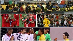 Las 12 selecciones de la Concacaf