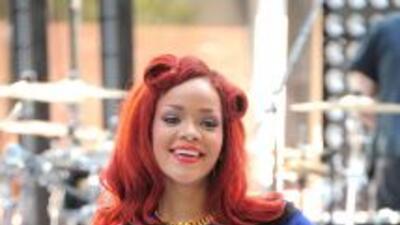 El mayor secreto de belleza de Rihanna es mucho trabajo fisico en el gym.