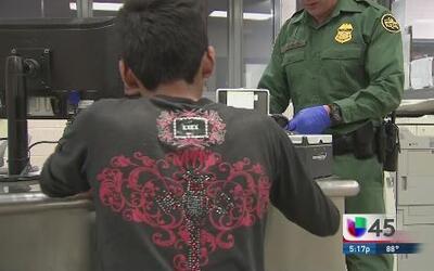 Sin evidencia de abusos contra niños migrantes