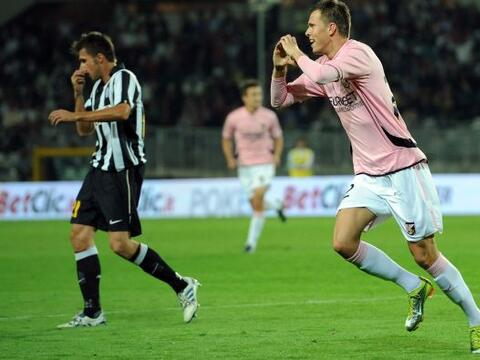 Juventus continuó su mal paso en la Liga italiana con derrota ant...