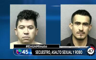 En Un Minuto Houston:Arrestan a dos inmigrantes indocumentados bajo car...