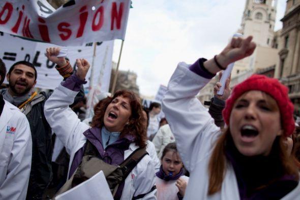 """""""Esto no es cosa de los sindicatos o de organizaciones, es una movi..."""