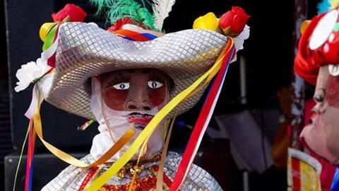 Fiestas tradicionales de Santiago Apóstol de Loíza
