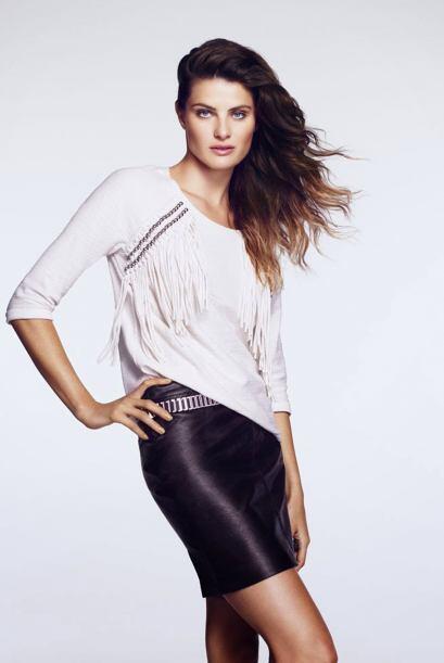Isabeli FontanaCon 31 años, esta modelo conquista la pasarela que...