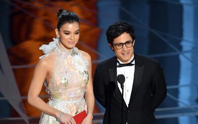 Gael García en los Oscar 2017
