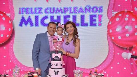 Baby Michelle fiesta de cumpleaños 1