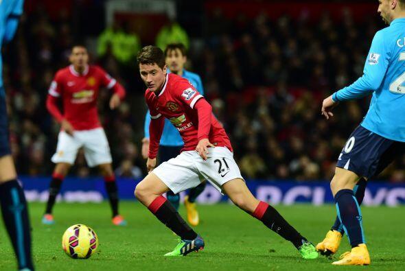 Para suplir la baja por lesión del argentino Ángel Di Mar&...