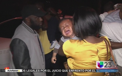 Recuperan niños que quedaron en auto robado
