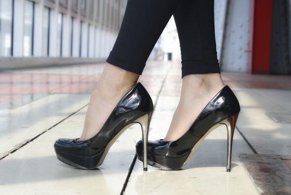 Pin Heels.  ¿Te gustan las plataformas y quieres verte estilizada...