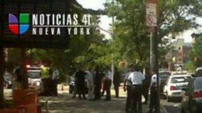 Camion MTA atropello y mato a un ni?o de 7 a?os, su madre embarazada est...