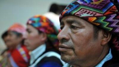 Indígenas venezolanos.