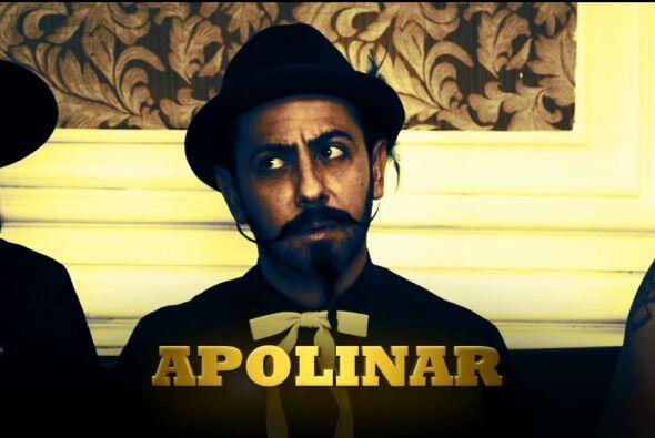 ¿Don Apolinar continuará con su poética inspiraci&o...