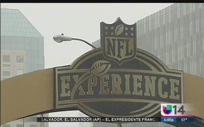 Se acerca la emoción del Super Bowl