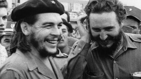 El café en México donde Fidel Castro y el 'Che' Guevara planearon la Rev...