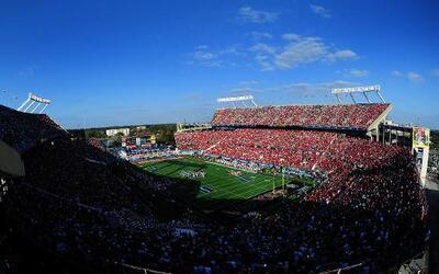 El Citrus Bowl de Orlando se convertirá en una de las sedes de la Copa A...