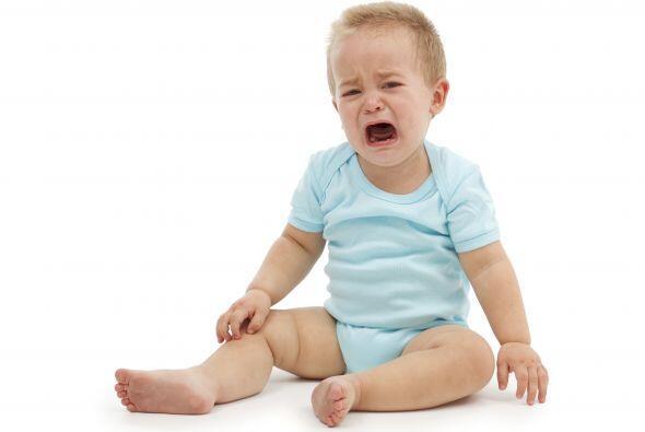 ¿Cuándo lo llevo al doctor? Los expertos consideran que si tu bebé tiene...
