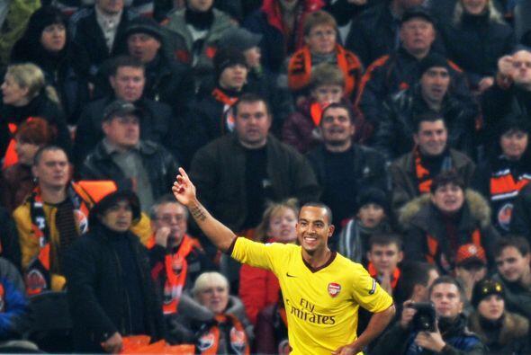 Otro cuadro inglés, el Arsenal, también tenía la op...