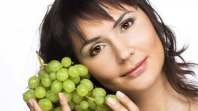 Las uvas tienen propiedades nutritivas y depurativas