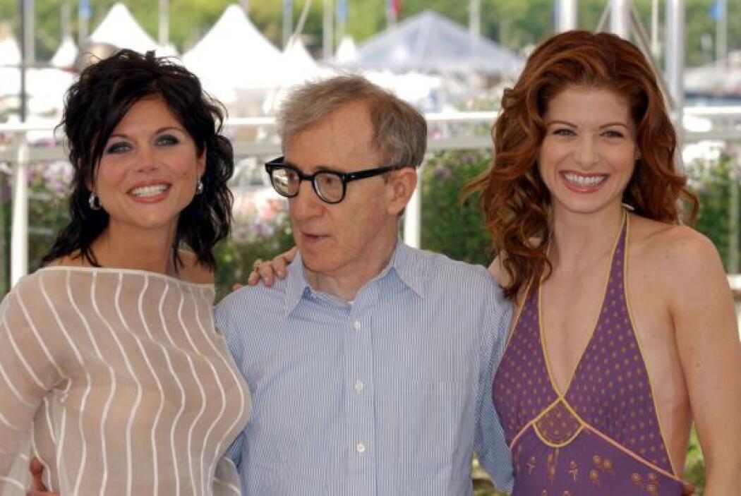 """Uno de sus más grandes hits fue ser dirigida por Woody Allen en """"Hollywo..."""