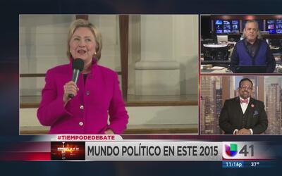Resumen del mundo político durante el 2015