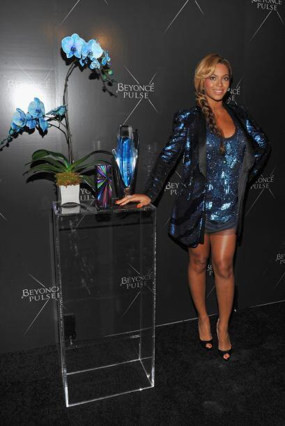 Beyoncé ocupa el segundo puesto como la Mujer Mejor Vestida del Año y ta...