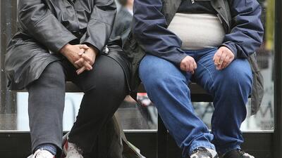 Una persona blanca con sobrepeso, podría tener el mismo riesgo ca...