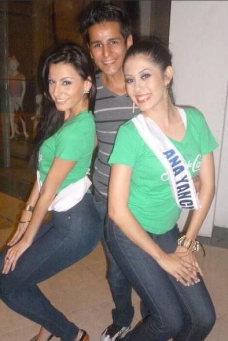 La preparación para ser una Miss requiere mucha disciplina.
