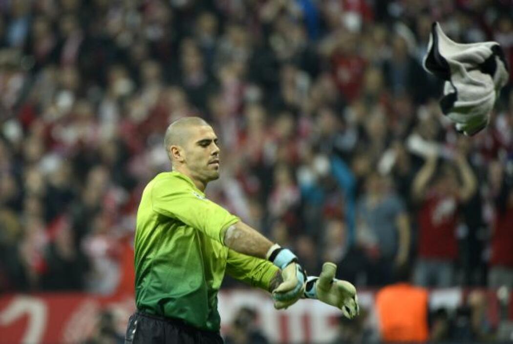 Aunque hubo una falta sobre Jordi Alba antes de la anotación, el árbitro...