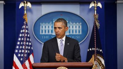Obama advierte a Rusia que habrá consecuencias si interviene Ucrania