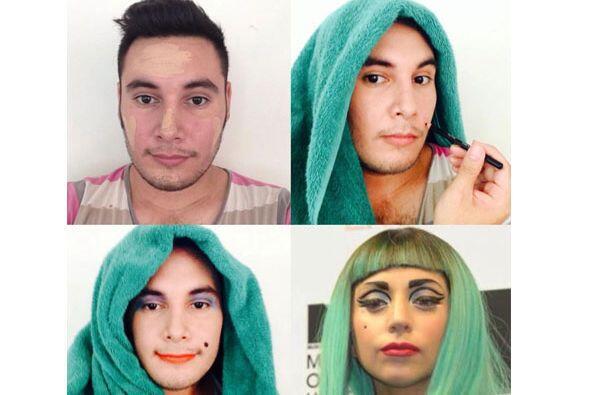 Lady Gaga otra vez
