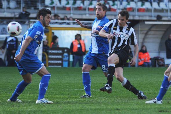 La figura de la Juventus parece que mantiene intactas sus habilidades.